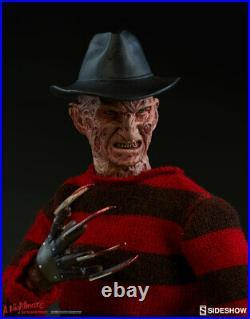 Sideshow Horror A Nightmare On Elm Street Freddy Krueger 16 Figure Sealed Box