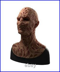 Silicone Mask Freddy Krueger (PT 4) Halloween Mask Nightmare on Elm Street