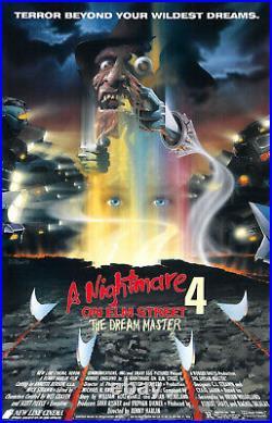 Ultra Rare! Nightmare on Elm Street 4 Lifesize Freddy Teeth Original Mold Prop