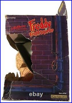 Vintage 1989 Freddy Krueger Nightmare on Elm Street Fright Squirter EnterTech