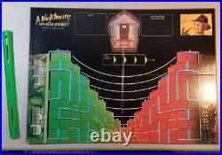 Vintage A Freddy Krueger Nightmare On Elm Street Game By Victory Games Inc 62b