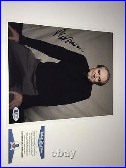 Wes Craven Signed Photo Nightmare On Elm Street Scream The Hills Have Eyes + BAS